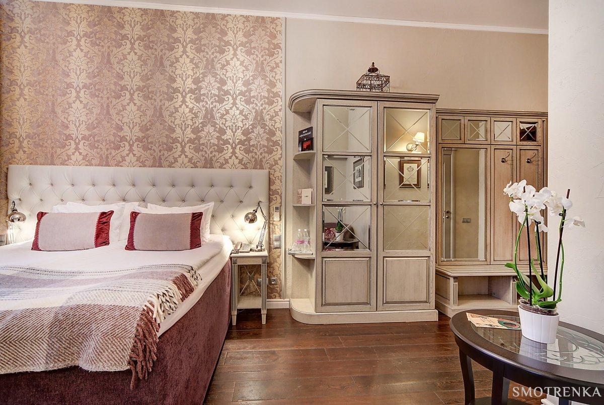 Отель Pushka INN
