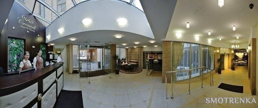 Отель Cronwell Inn
