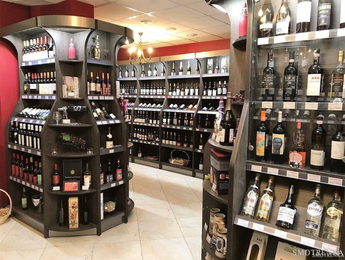 Винный бутик Wine Berry