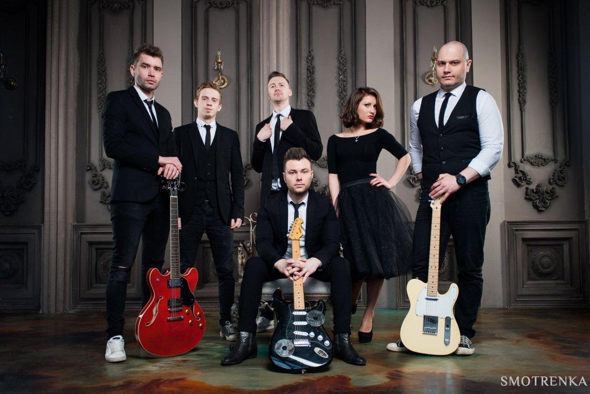 Музыкальная кавер группа the Kitchers