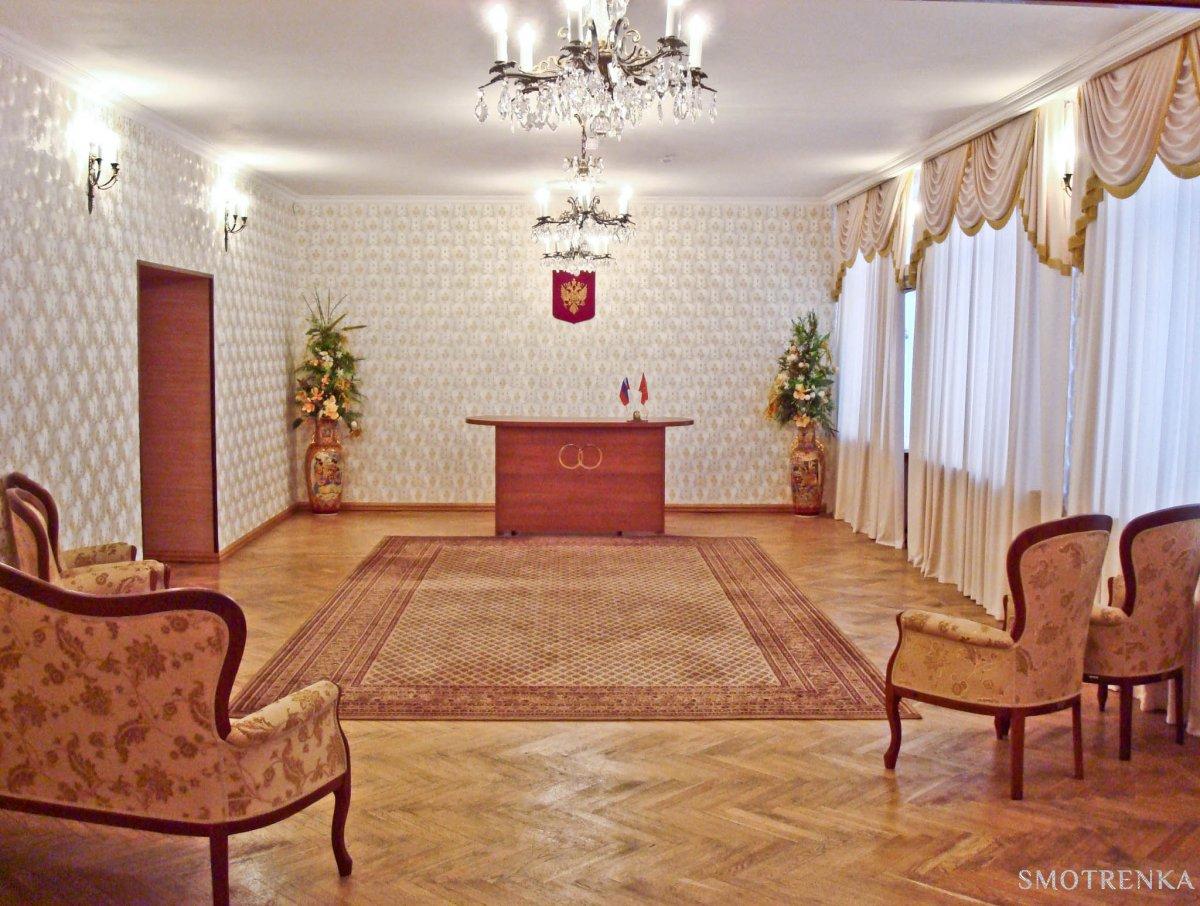 Отдел ЗАГС Красносельского района