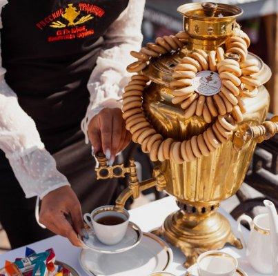 Кейтеринг Русские Традиции