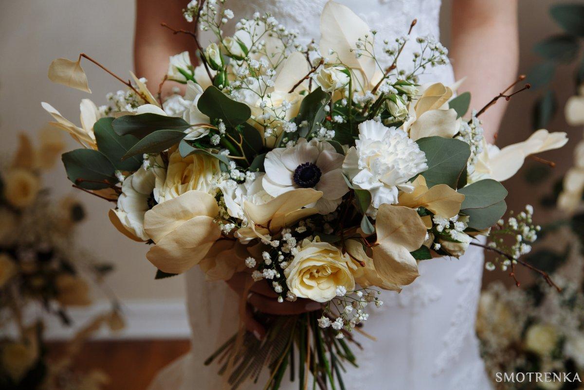 Flower House оформление свадьбы