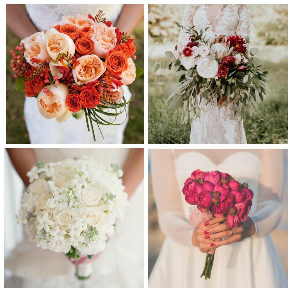 Букет цветов для невесты