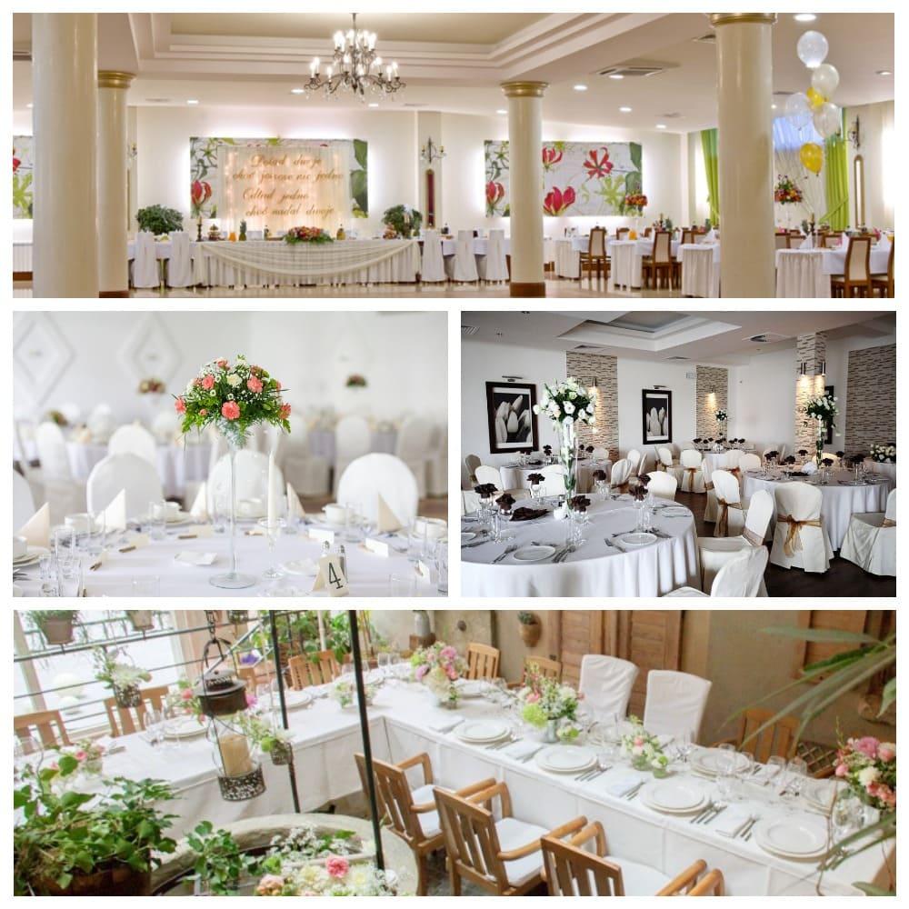 15 лучших ресторанов для свадебного банкета