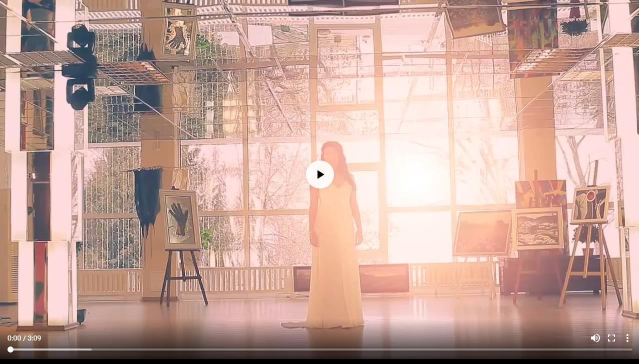 видео красивого свадебного танца